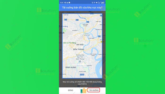 Hướng Dẫn Cach Tạo Google Map Offline Pc Va điện Thoại