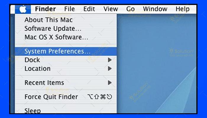 Cách hẹn giờ tắt máy tính Macbook