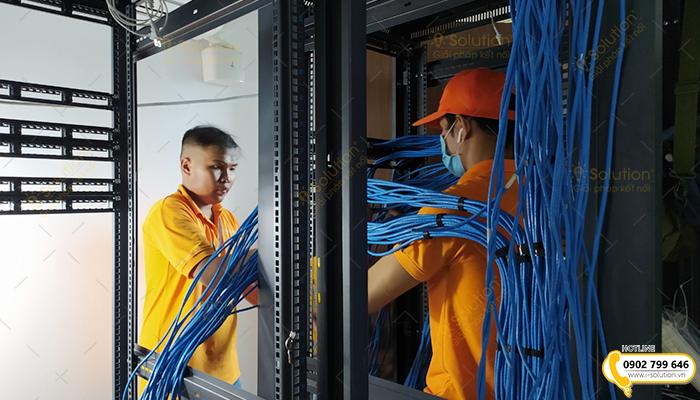 Lắp đặt mạng LAN tại nhà