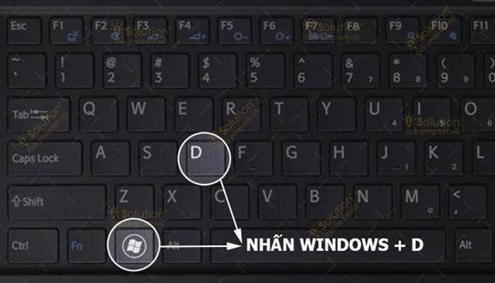 Tổ hợp phím tắt máy tính